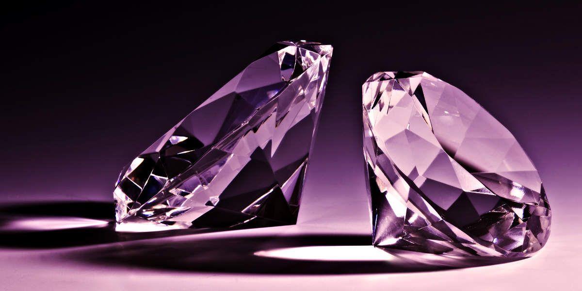 Un diamante es para siempre
